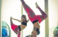 Yoga Mẹ Con