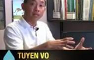 Một Kỹ Sư Gốc Việt Tại San Jose Chế Máy Lọc Nước Dùng Từ Trường
