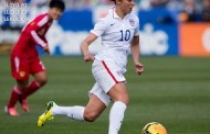 SOCCER VIDEO: U.S. Women's National Team defeated China PR 3-0