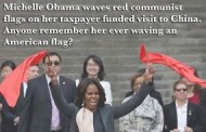 WE ARE THE [RED] WORLD?  Here Comes Peking Michelle