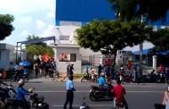 VIDEOS: Bạo loạn Công nhân đốt công ty Việt Sing ở Bình Dương