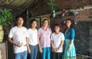 Hội PNNQVN đi thăm các gia đình tù nhân lương tâm và tôn giáo ở Phú Yên