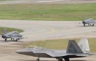 Mỹ điều chiến đấu cơ tàng hình đến Đông Nam Á thị uy
