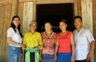 Hội PNNQVN Viếng Thăm Các Làng Người H' Mông Tuyên Quang