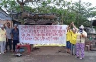 Dân Oan Cho Nổ Bình Hàn Gió Đá, Dùng A-Xít Chống Chính Quyền Cướp Đất