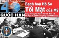 Bạch hóa Hồ Sơ Tối Mật của Mỹ: Biên Bản Buổi Họp Hội Đồng An Ninh Quốc Gia Ngày 24/4/75