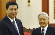 """""""Mặt Trận"""" Mới?  Ông Nguyễn Phú Trọng Mưu Tìm Gì ở Trung Quốc?"""