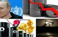 Giá Dầu Dưới 40 USD, Sắp Chạm Ngưỡng Sụp Đổ Của Nga