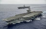Mỹ Tăng Cường Quân Lực Ở Biển Đông Để Chống Trung Cộng