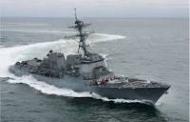 Trung Quốc Đưa Phản Lực Cơ Đáp Trả Khi Tàu Chiến Mỹ USS William P. Lawrence  Đi Vào Vùng 12 Hải Lý Của Đảo Chữ Thập