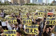 Biểu Tình Chống Mỹ Cho Thấy Sự Chống Đối Gia Tăng Đối Với Đảng Cầm Quyền Của Thủ Tướng Abe