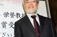 Giáo Sư Nhật Yoshinori Ohsumi Đoạt Giải Nobel Y Khoa --- Yoshinori Ohsumi of Japan Wins Nobel Prize for Study of 'Self Eating' Cells