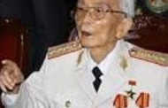 Thoughts on General Giap
