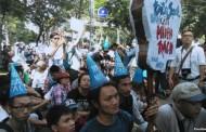 Lại Nổ Ra Biểu Tình ở Việt Nam Vì Cá Chết