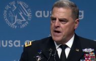 A Fiery War Of Words --- US Army chief Mark Milley fires terrifying threat to Russia over Syria and warns: 'We'll beat you anywhere, anytime'