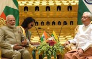 India Boosts Relations With Myanmar, Where Chinese Influence Is Growing